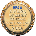 2006 VRCA Silver Award of Excellence